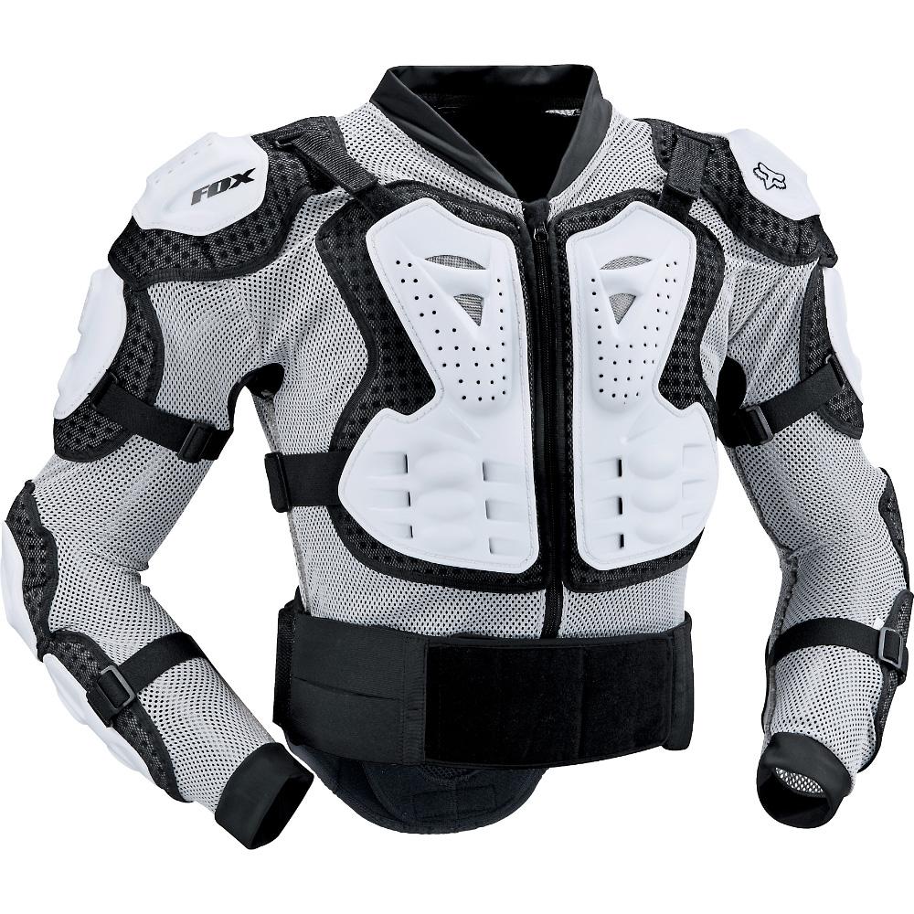 Fox - Titan Sport защитный жилет, белый