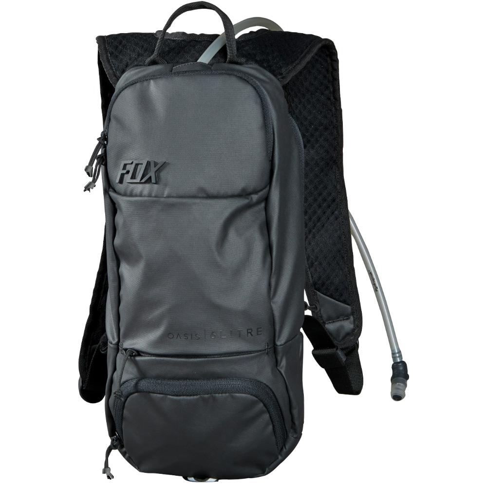 Fox - 2018 Oasis Hydration Pack Black рюкзак c гидропаком, черный