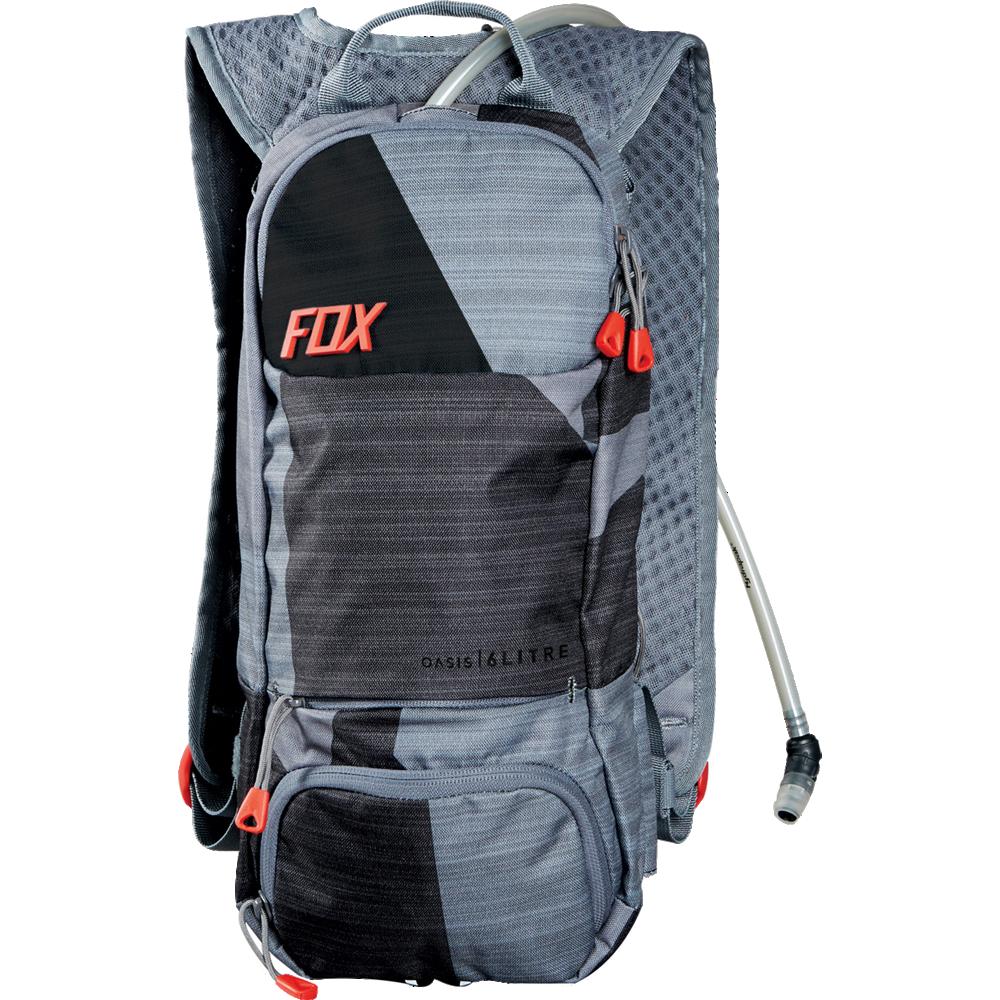 Fox - Oasis Camo рюкзак c гидропаком
