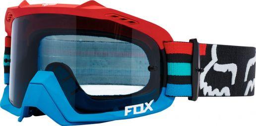 Fox - AIR DEFENCE Seca Grey/Red очки, линза Chrome Spark