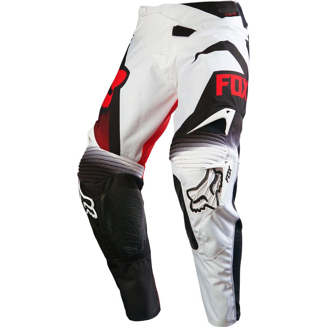 Fox - 360 Shiv штаны, черно-белые