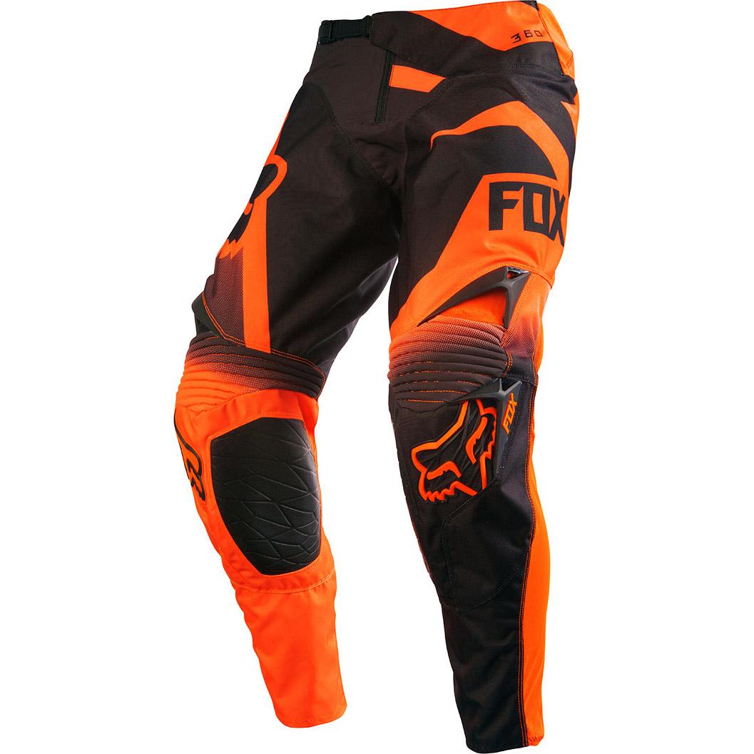 Fox - 360 Shiv штаны, оранжевые