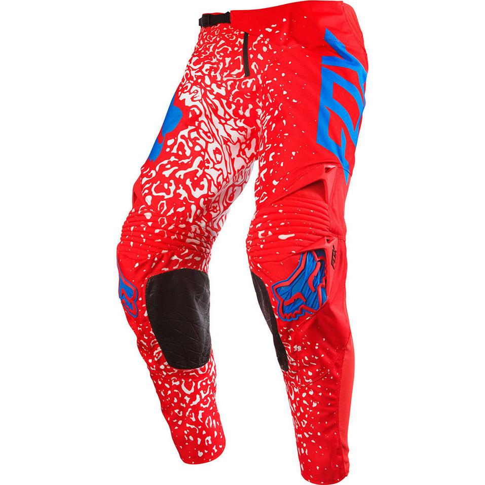 Fox - 360 Cauz штаны, красные
