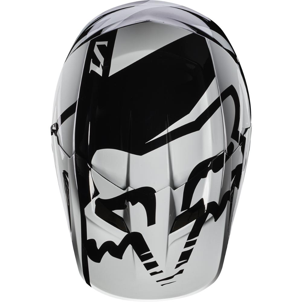 Fox V1 Race Helmet Visor козырек к шлему, черный
