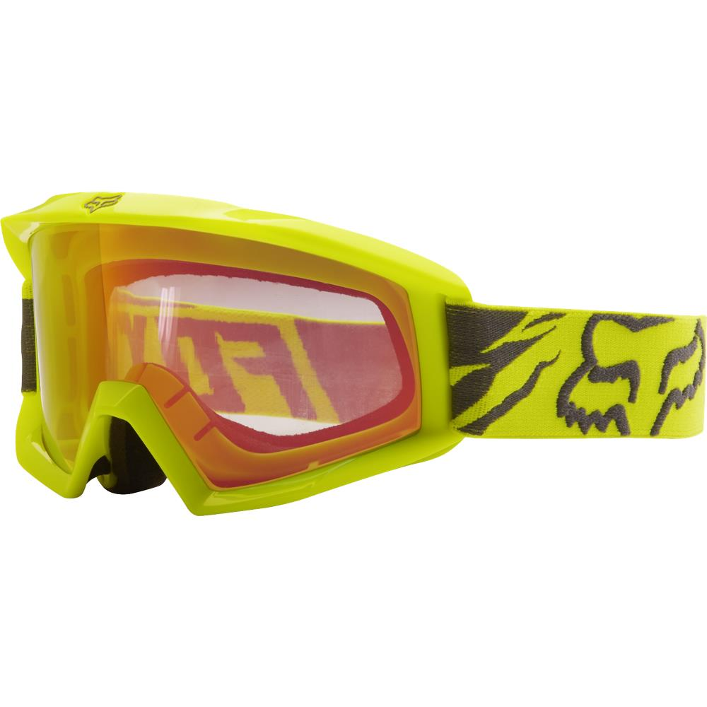 Fox - 2017 Main Race Youth Yellow очки подростковые