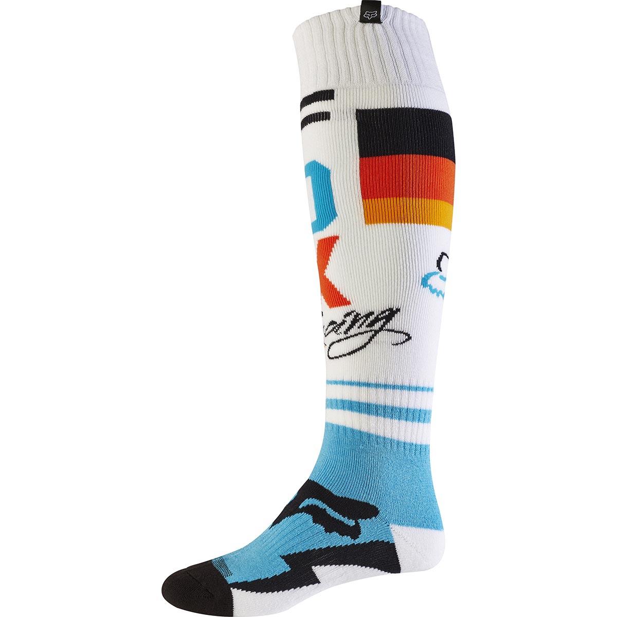 Fox - 2017 FRI Rohr Thin носки тонкие, белые