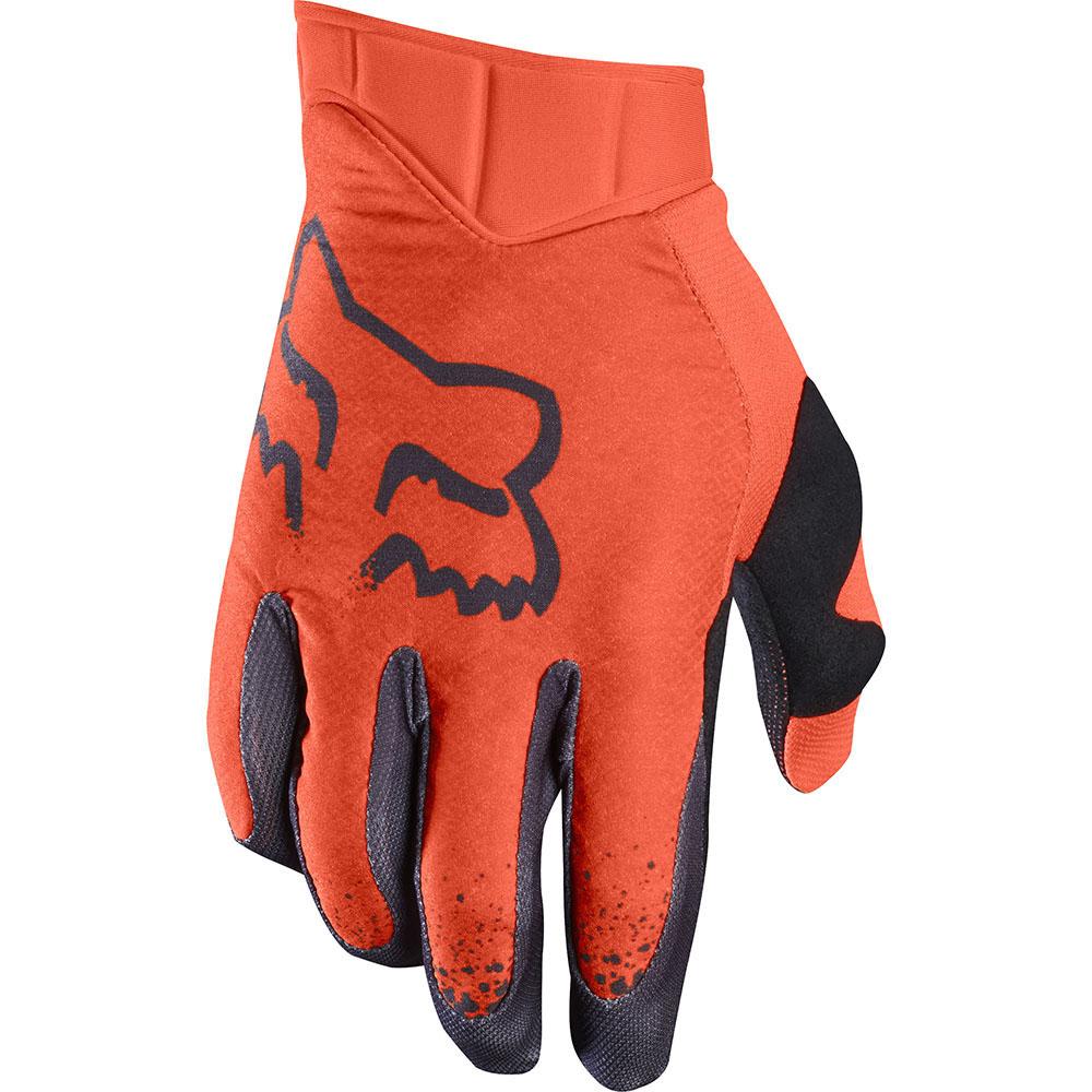 Fox Airline Moth перчатки, оранжевые