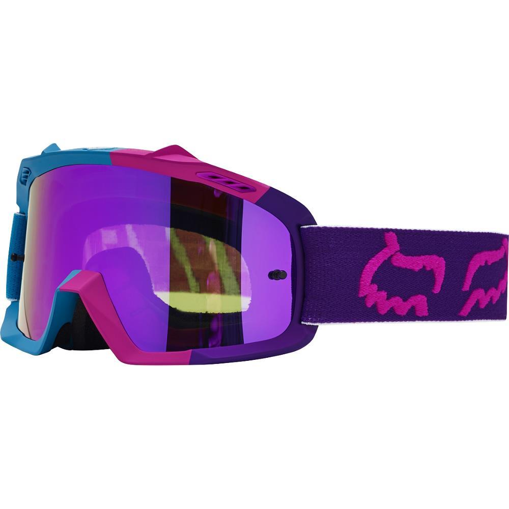 Fox - 2017 Air Space Creo Youth Teal очки подростковые