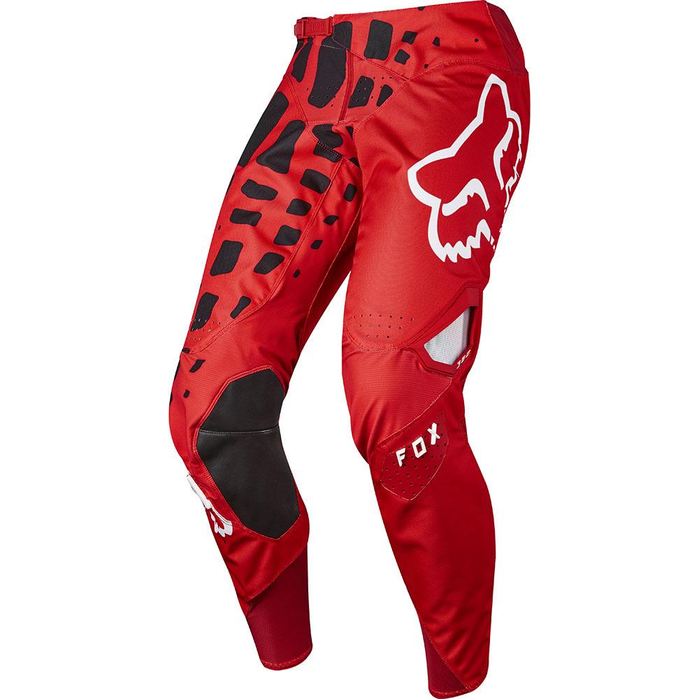 Fox 360 Grav штаны, красные