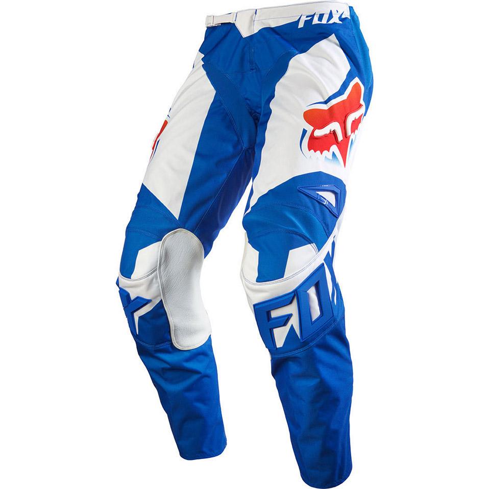 Fox - 180 Race штаны, синие