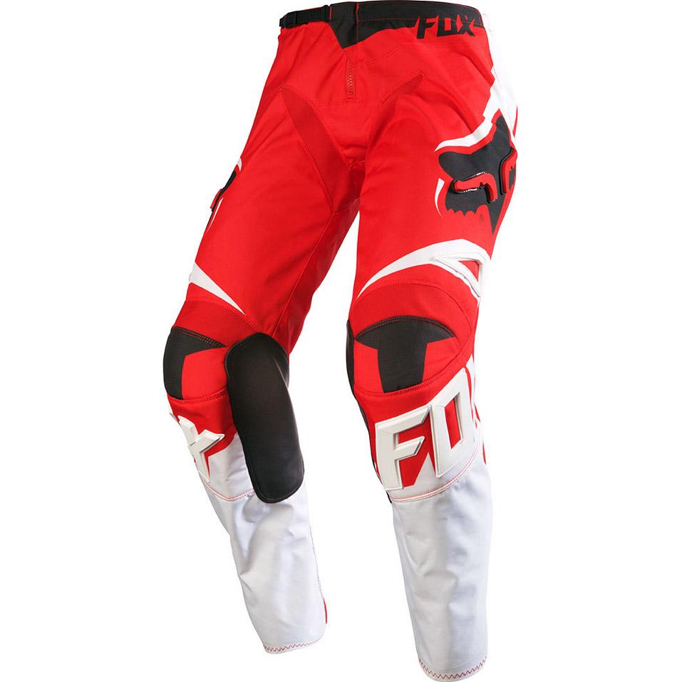 Fox - 180 Race штаны, красные