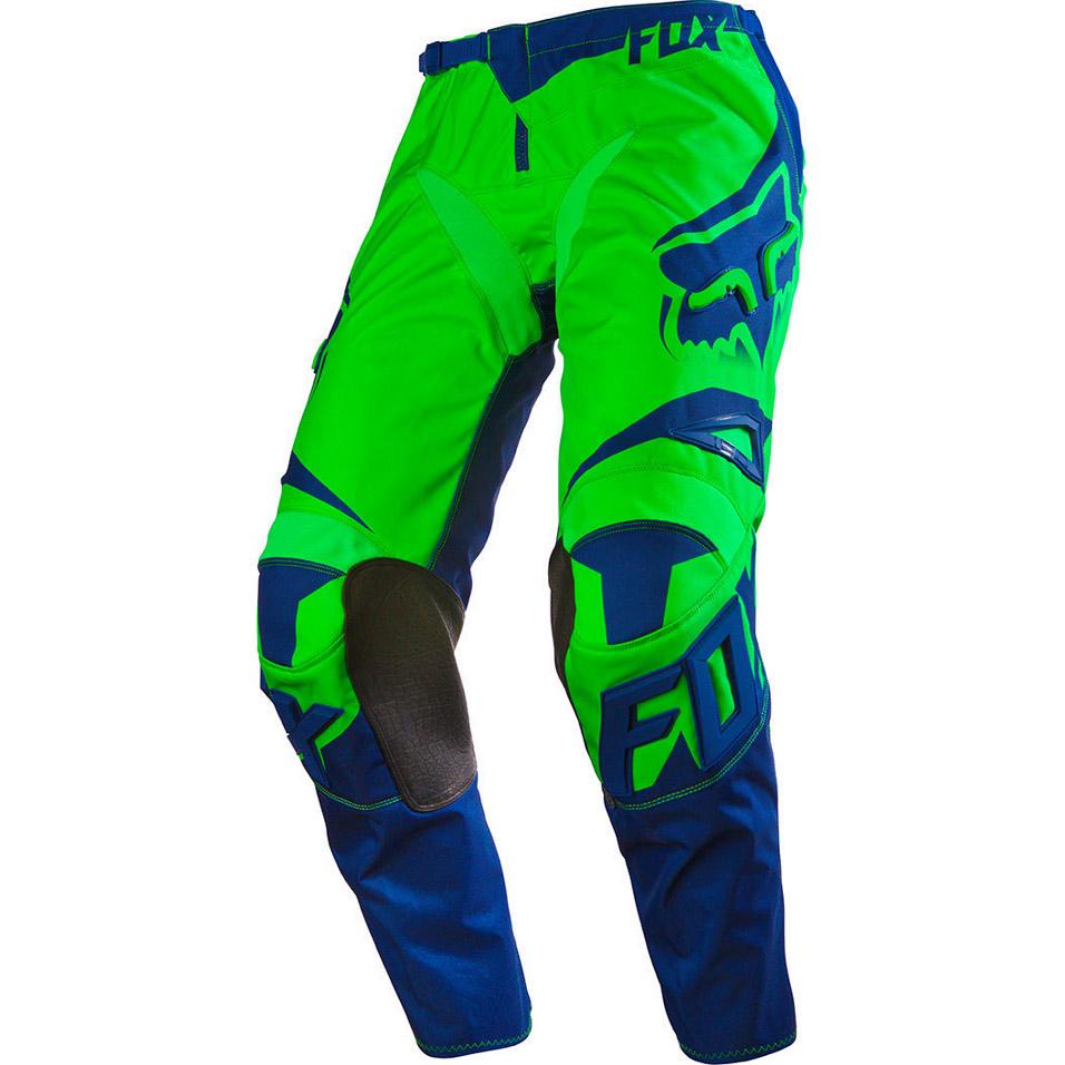 Fox - 180 Race штаны, зеленые