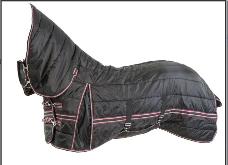 """Денниковая попона  с полной шеей """"Horse Comfort"""", верх 320 ДЕН, наполнитель 300 гр, нейлоновая подкладка."""