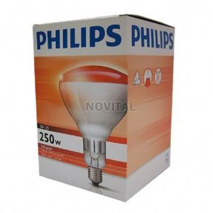 Лампа инфракрасная Philips IR 250W