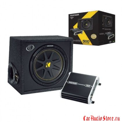 Kicker KKP412 KickPack