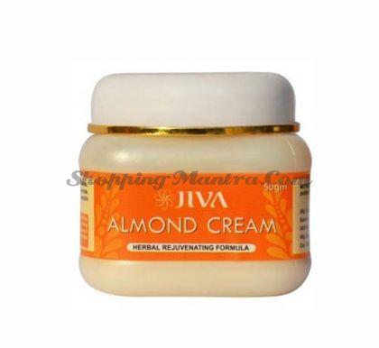 Миндальный крем для лица Джива Аюрведа | Jiva Ayurveda Almond Cream