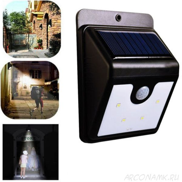 Фонарь EverBrite™ Motion-Activated Outdoor LED Light