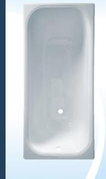 Ванна чугунная  Универсал ВЧ-1600 Ностальжи Сорт - 1 (высший)