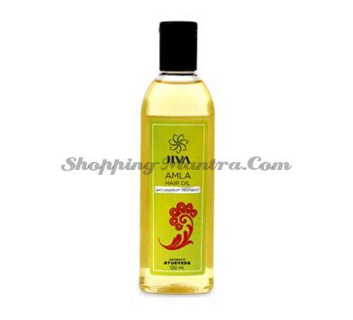 Масло для волос Амла Джива Аюрведа / Jiva Ayurveda Amla Hair Oil