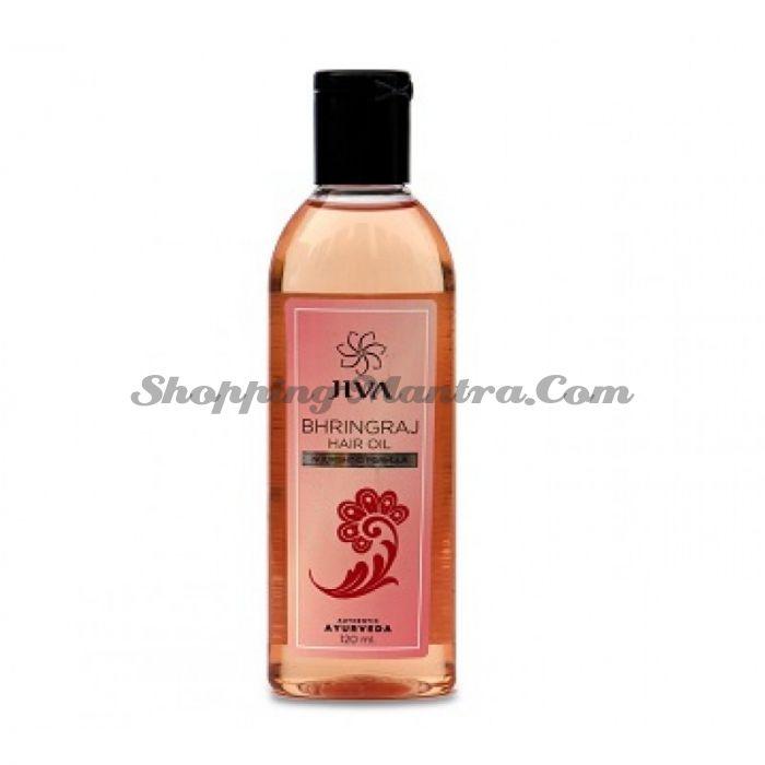 Масло против выпадения волос Бринградж Джива Аюрведа / Jiva Ayurveda Bringraj Hair Oil