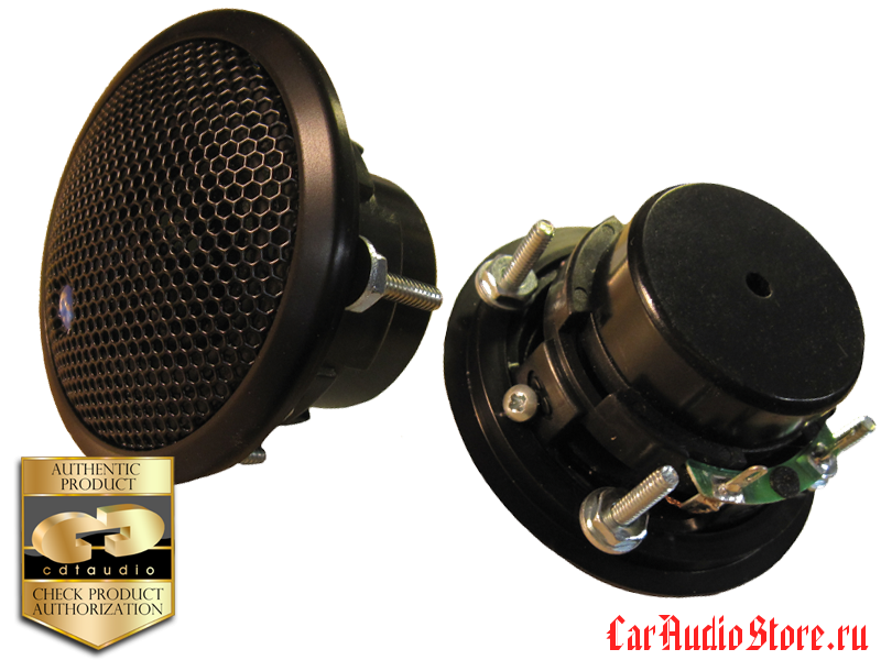 CDT Audio HD-2/BL