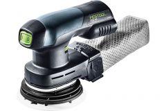 Аккумуляторная эксцентриковая шлифовальная машинка ETSC 125 Li 3,1-Plus