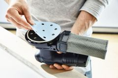 шлифовальная машинка ETSC 125 Li 3,1-Plus