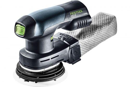 Аккумуляторная эксцентриковая шлифовальная машинка ETSC 125 Li 3,1-Set