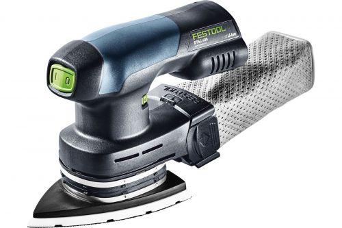 Аккумуляторная дельтавидная шлифовальная машинка DTSC 400 Li 3,1-Set
