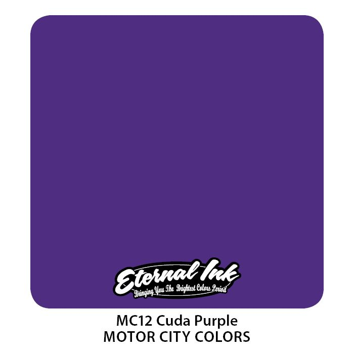 "Eternal ""Motor City"" Cuda Purple"