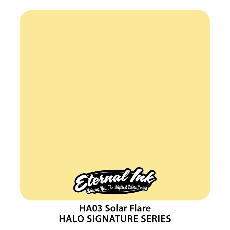 "SALE Eternal ""Halo Fifth Dimension"" Solar Flare"