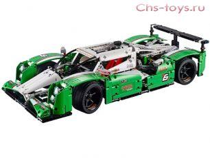 Конструктор PRCK Техника Гоночный автомобиль 38017 (42039) 1249 дет.