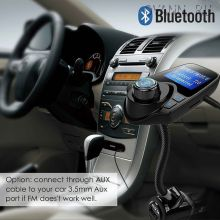 Mодулятор T10 Car Wireless mp3 c Bluetooth