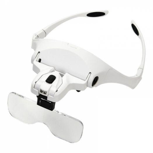 Лупа очки Орбита NO. 9892В2
