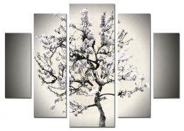Монохромное дерево