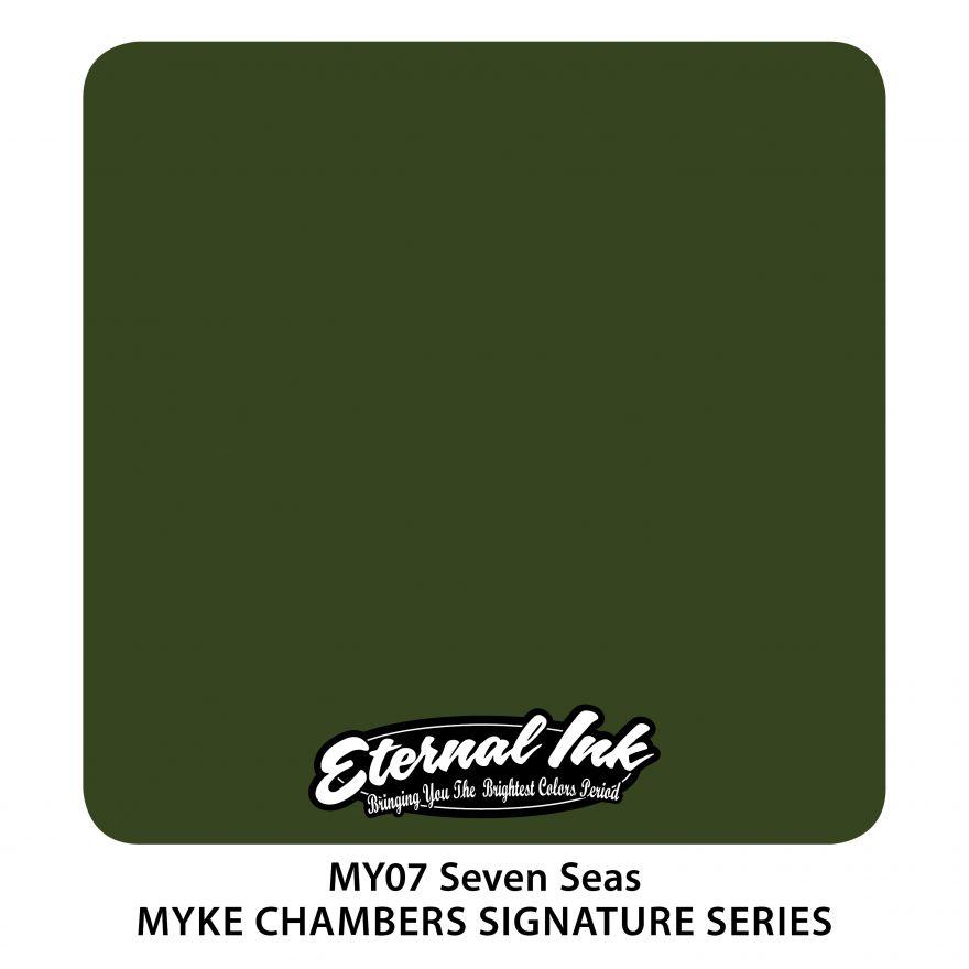 """Eternal """"Myke Chambers"""" Seven Seas"""