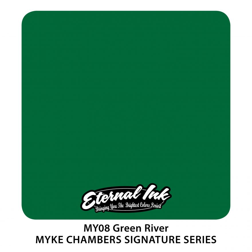 "Eternal ""Myke Chambers"" Green River"