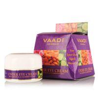 Крем для зоны под глазами Миндаль и Огурец Ваади | Vaadi Herbals Under Eye Cream