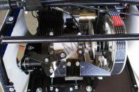 Модульный комплект дискового тормоза на мотобуксировщик БТС