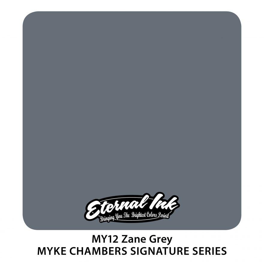 """Eternal """"Myke Chambers"""" Zane Grey"""