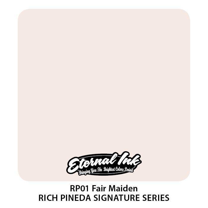 """Eternal """"Rich Pineda"""" Fair Maiden"""