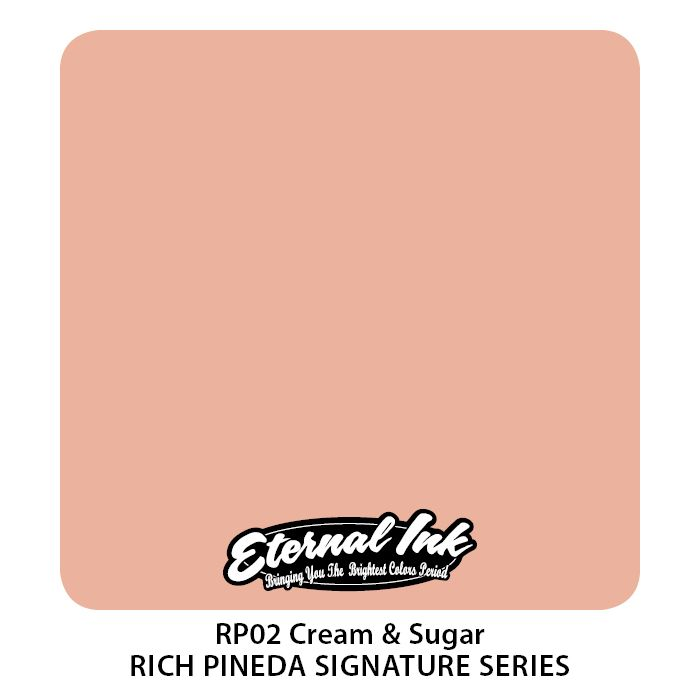 "Eternal ""Rich Pineda"" Cream & Sugar"