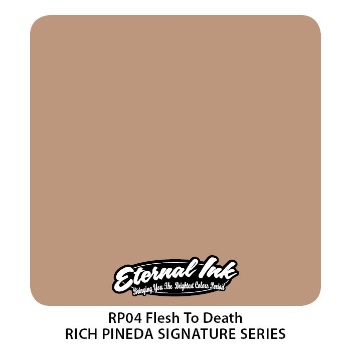 "Eternal ""Rich Pineda"" Flesh To Death"