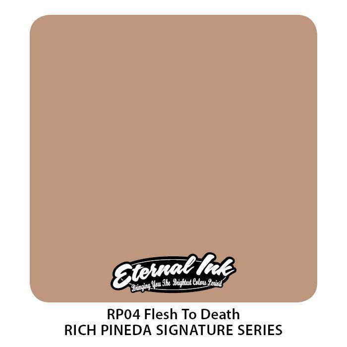 "Eternal ""Rich Pineda"" Flesh To Death"