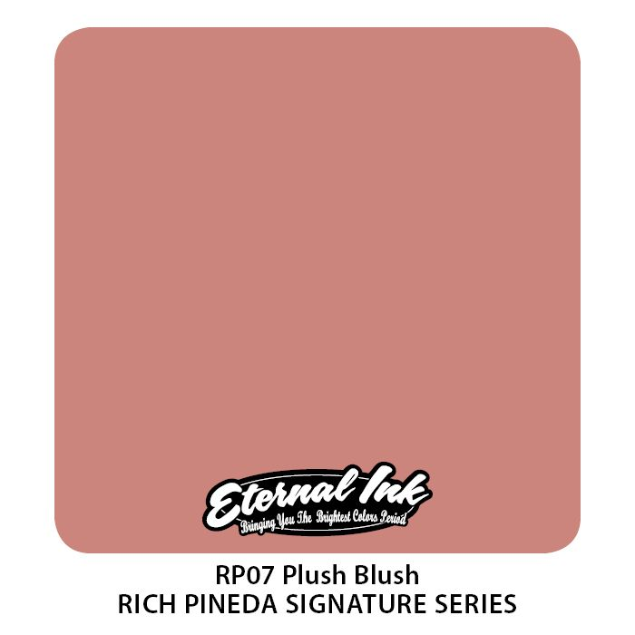 "Eternal ""Rich Pineda"" Plush Blush"