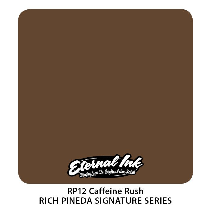 "Eternal ""Rich Pineda"" Caffeine Rush"