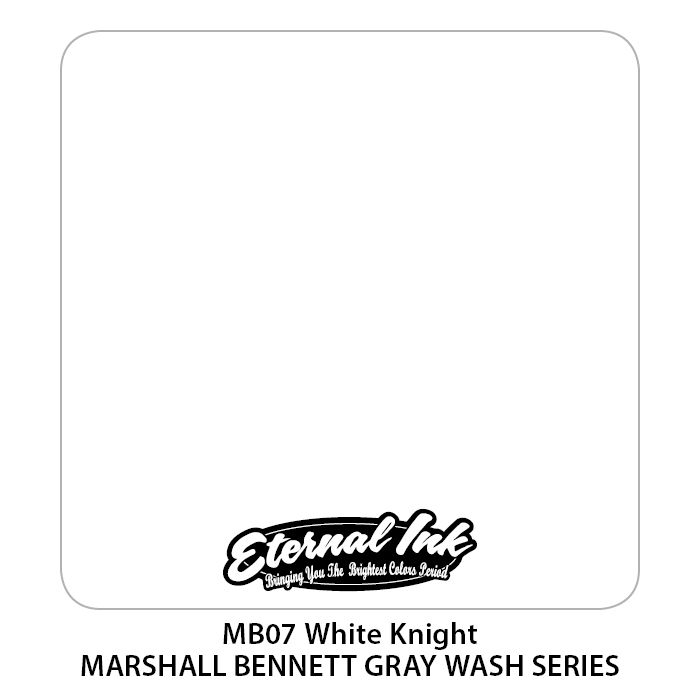 "SALE Eternal ""Marshall Bennett"" White Knight"