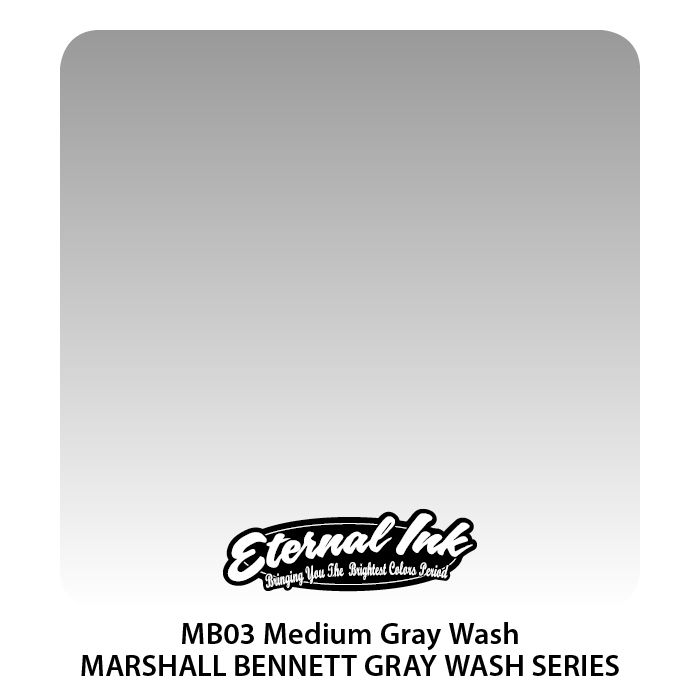 "Eternal ""Marshall Bennett"" Medium Gray Wash"
