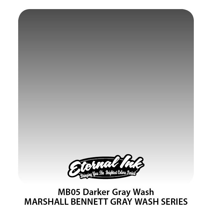 "SALE Eternal ""Marshall Bennett"" Darker Gray Wash"