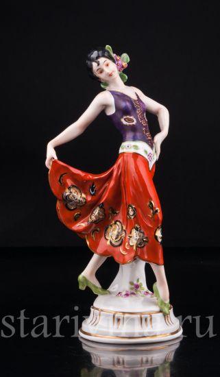 Изображение Танцующая девушка, Volkstedt, Германия, до 1935 г